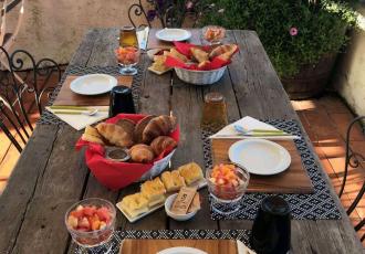 Colazione a San Martino Rooms and Breakfast Verezzi